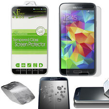 REAL TEMPERED GLASS FILM LCD SCREEN PROTECTOR FOR SAMSUNG GALAXY S5 MINI