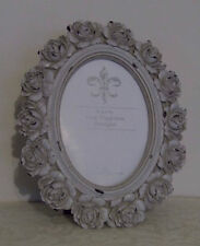 Antique Style Oval Freestanding Photo Frames