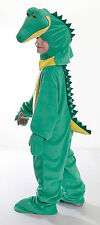 Childrens Crocodile Fancy Dress Costume 128Cm Animal Alligator Halloween Outfit