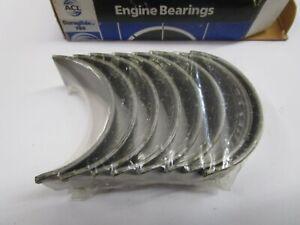 NOS ACL con rod bearing set 4B8140 .50mm Mazda 2.0L FE FE-E FE-T G6 2.6L SOHC