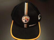 VTG Pittsburgh Steelers Hat Cap Logo Athletic Dash Dad Proline Strapback 90s e5714f8b71ad