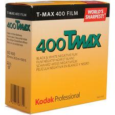 Kodak TMAX 400 Pro Black & White Negative Film 35mm Roll (100ft.) 11/2016