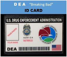 DEA wallet ID card  movie OO DIVISION Collector ID