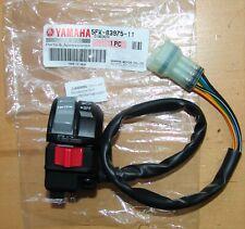 New OEM YFZ350 Yamaha Banshee Light Hi/Low Run Stop LEFT Handle Bar Switch 02-06