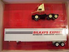 BILKAYS EXPRESS TRACTOR TRAILER DIECAST WINROSS TRUCK