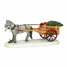 Dept 56 Jim Shore New England Village New 2019 Christmas Delivery 6003103 Mill