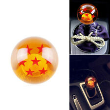 1 Set Dragon 7 Star Ball Shift Knob w/ Adapters Durable Universal For Most Cars