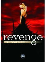Revenge, The Revenge - Revenge: The Complete Second Season [New DVD] Boxed Set,