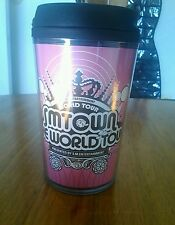 Offical SMTown Live World Tour coffee cup signed by Hyoyeon of Girl's Generation