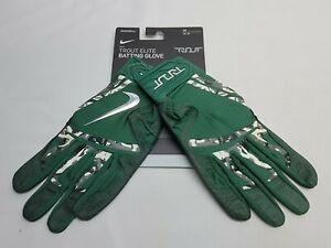 Nike Mike Trout Elite Baseball Batting Gloves Men's Size Medium #PGB545-393