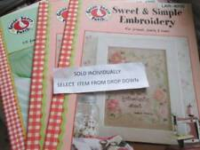 Gooseberry Patch Embroidery Book- Your Choice