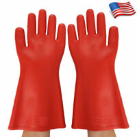 Electricians Protective Gloves High-voltage Insulated 12KV Anti-electric Glove