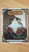 Ghostwalk Campaign D&D 3E 3.5 3rd Source RPG Wizards WTC 88566 2003 SIGNED HB
