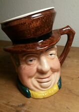 Vintage Tony Weller Character/Toby Jug By Lancaster And sanland England (xv23)