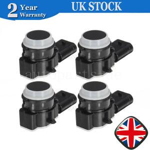 4* Front Rear Parking Sensors 66209261582 For BMW F20 F21 F30 F32 F33 F36 M3 M4