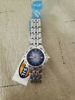 Disney Cruise Line Fossil Stainless Steel Analog Women's Strap Watch