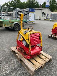 Weber mt Rüttelplatte CR 5 Bauj.2013 Gewicht 281 KG Hatz Diesel 1 B 30 / 194-20