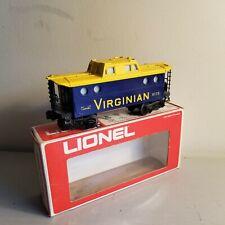 Lionel 6-9175 Virginian N5c Caboose<++>Original Box<++>