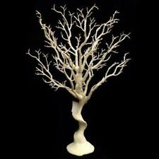 75cm Artificial IVORY WHITE Manzanita Wishing Tree ~ Twisted Trunk ~ Weddings et