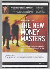 Anthony Robbins The New MoneyMasters Audio CD NEW Sealed