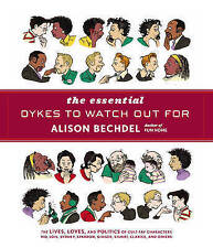Essential Dykes To Watch Out For by Alison Bechdel | Paperback Book | 9780224087