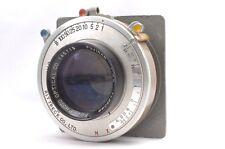 @Ship in 24 Hrs @ Rittreck Shanel-5B-S Large Format Shutter + Fujinar 250mm f4.5