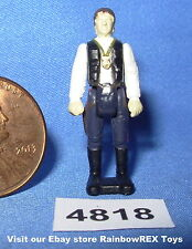 Star Wars Micro Machines Action Fleet HAN SOLO YAVIN CELEBRATION Fig.#1