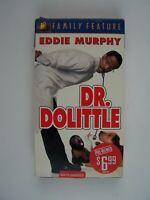 Dr Dolittle VHS Video Tape