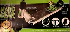 Madd Gear Carve Pro Green Black Trick Stunt Scooter New
