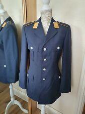 More details for west german nva army uniform jacket fancy dress size 25 chest 36