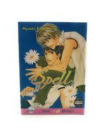 Spell June Yaoi Manga Hyonta Fujiyama In English Drama Romance Native Manga