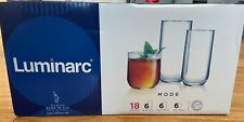 Luminarc Mode 12-Piece Drinkware Set