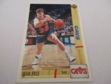 Carte NBA UPPER DECK 1993-94 McDonald's FR #28 Mark Price Cleveland Cavaliers