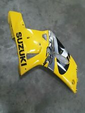 00 Suzuki GSXR  750  Right Lower Fairing Body Cowl Plastic