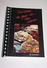Arizona Motorola Food Service Employee Cookbook Great Recipes Taste Collection