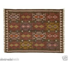 New Pottery Barn Marcel kilim indoor outdoor 8 x 10 Rug Authentic  Retail $699.