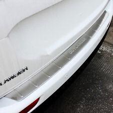 Rear Bumper Protector Sill Plate Cover For Mitsubishi Outlander 2013 2014 NEW