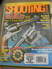Shooting Times Magazine-June 1996- Cowboy Action Shooting