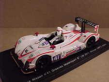 Zytek Nissan #41 8 24h le Mans 2011 ganador LMP 2 1 43 Spark