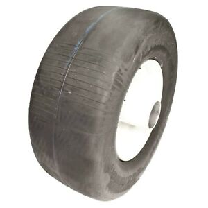 New Stens 175-629 Front Solid Tire Assembly Puncture Proof No Flat Exmark LazerZ