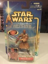 Mace Windu Geonosian Rescue Attack Of Clones Star Wars Saga 2002 #28 20951