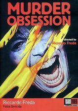 Murder Obsession (2011, REGION 1 DVD New) WS/ITA LNG/ENG SUB