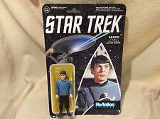 Star Trek Spock 2015 Funko Fully Posable Action Figures ReAction 14+