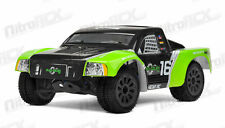 Mad Gear 1/16 Mini Electric Short Course Truck 2.4g RTR Green RC Remote Control
