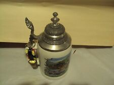 Reutter West Germany Stein Tankard