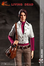 Pre-order 1/6 Scale  Hot Heart FD004 Living Dead Zombie Killer MS RED