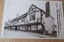 Colnbrook, Slough,  Ye Olde Ostrich Inne Photo  Art Real Photo Postcard, Sunbury