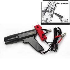 LUCE di temporizzazione Nero Pistola Tester di accensione per auto moto induttivo lampada allo xeno