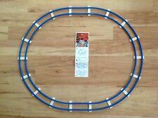 Lego Eisenbahn,blau,alt,Gleise,Schienen,Platte,Schwellen,4,5V,70er (B)