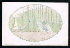 LE MAIR, H.Willebeek - Ride a Cock Horse Postcard #12222